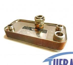 Scambiatore Secondario 13 piastre Immergas - mod. ZB 195 Zilmet - art. 171951302
