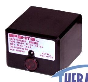 Apparecchiatura di accensione AT5/TR TV - Brahma cod. 18022502 (DA ORDINARE)
