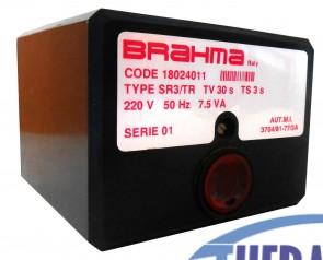Apparecchiatura di Accensione SR3/TR TV - Brahma cod. 18024011
