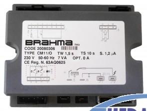 Apparecchiatura di Accensione CM11/0 - Brahma cod. 20080306