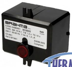 Apparecchiatura di accensione SM191 - Brahma cod. 24080001
