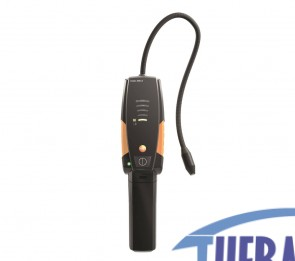 Cercafughe Gas con Valigia TESTO 316-3