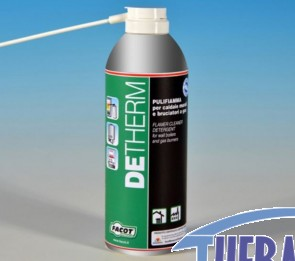 Detergente spray per scambiatori - DETHERM - 400 ML