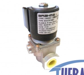 """Elettrovalvola gas 1/2"""" FF - 13902001"""