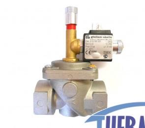 "Elettrovalvola gas - NC - 3/4"" - Riarmo manuale - EV20"