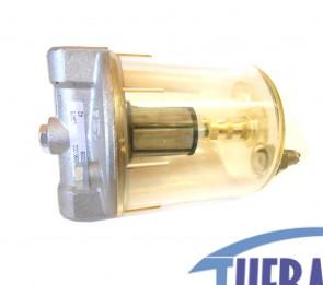 """Filtro gasolio con separatore - 3/8"""" FF - 70370006 (DA ORDINARE)"""
