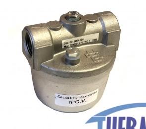 """Filtro gasolio 1/2"""" FF alluminio - 7030201A"""