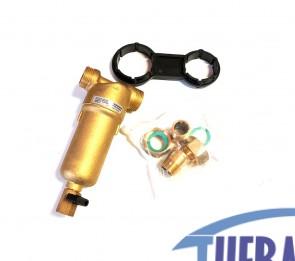 """Filtro Acqua 3/4"""" in ottone Honeywell"""