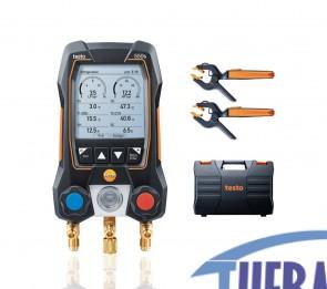 Kit Manifold Digitale TESTO 550S Smart Kit