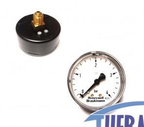 Manometro Riduttore 0-4 Bar