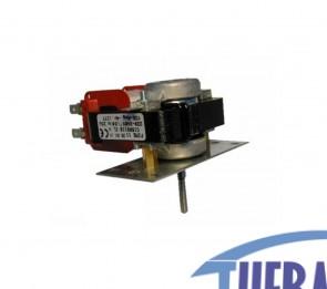 Motore ventilatore centrifugo gazzelle - 41245000 (DA ORDINARE)