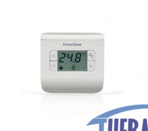 Termostato ambiente digitale due temperature - CH110