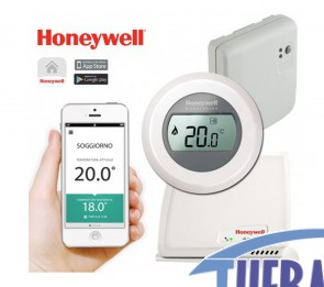Termostato wireless Honeywell Y87 (Connected Pack)